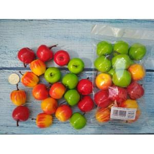 Яблочки микс 3,5см
