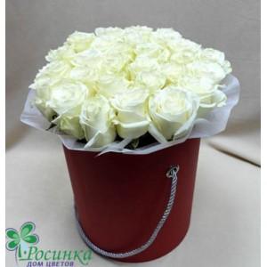 Цветы в коробке №253