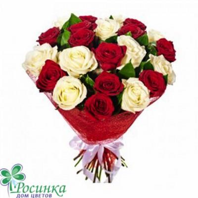 Букет  21 розы