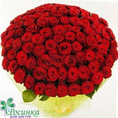 """101 Роза """"Страсть"""" -  Букет №22"""
