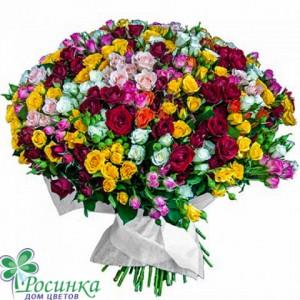 "101 роза ""Недотрога"" Букет  №24"