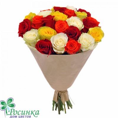Букет 25 роз №11