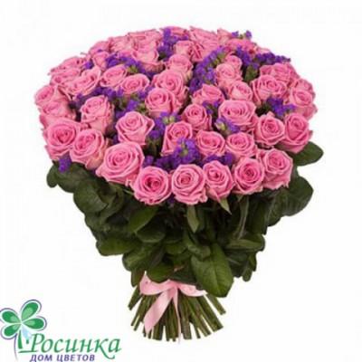 """Розы 51 """"Незабудка"""" Букет  № 400"""