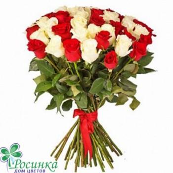 Букет из 51 розы №401
