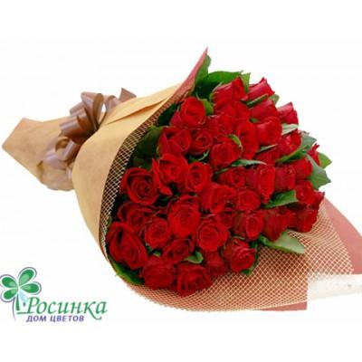 Букет №30 - 41 Роза