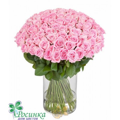 """101 роза """"Впечатление""""  Букет №20"""