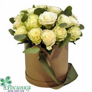 Цветы в коробках №518