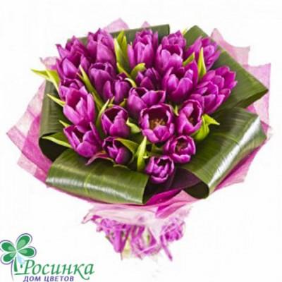 Букет №58 из тюльпанов