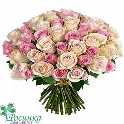 "Букет из 101 розы ""Неженка"" №220"