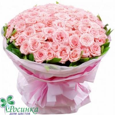 "101 Роза ""Красотуля"" Букет №233"