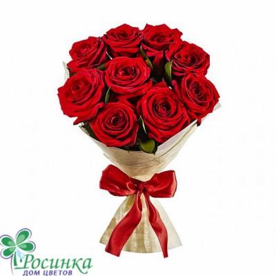 Букет из 9 роз №259