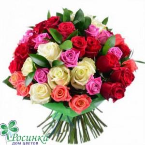"""Букет из 51 розы """"Миниатюрный"""""""