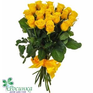 21 Роза Желтая