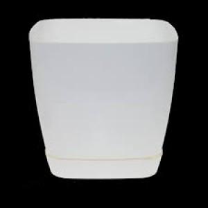 Toskana квадратное 2.5л. с под.(белый)