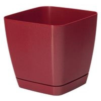 Toskana квадратное 2.5л. с под.(красный метал.)