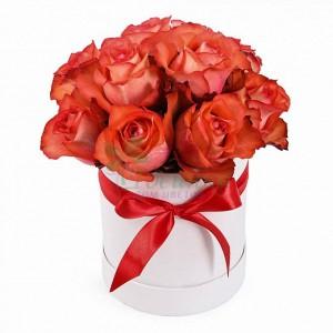 №758 Розы 11шт