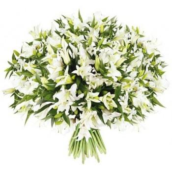 Букет из лилии «Для королевы»