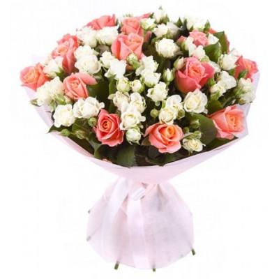 Букет доставка, Доставка цветов по Новосибирску, Доставка бесплатно.