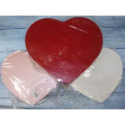 Коробочки  сердце набор из 3-X