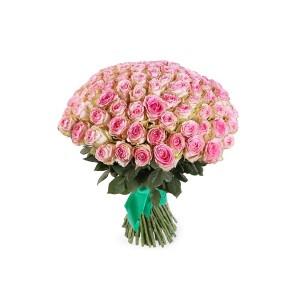 Букет из 51 розы Эсперанса 60см