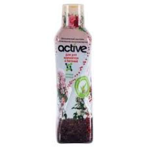 Удобрение Aktive для роз,хризантем и бегоний 0.5л.
