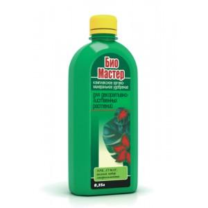 """Удобрение """"БиоМастер - для декоративно-лиственных растений"""" 0.35л"""