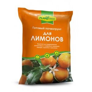 """Почвогрунт """"PlanTerra - для лимонов"""" 2.5л"""