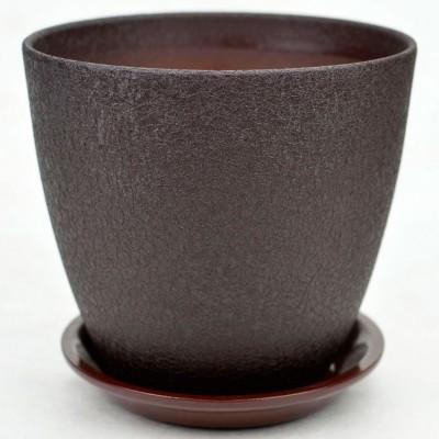 Бутон Винил(шоколад) 12см